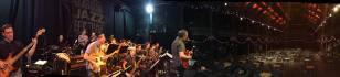 Ryan Quigley Big Band with Hamish Stuart, Glasgow Jazz Festival 2016